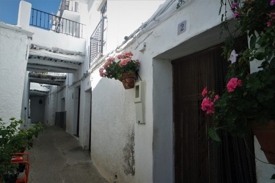 Calles del Poqueira, La Alpujarra de Granada