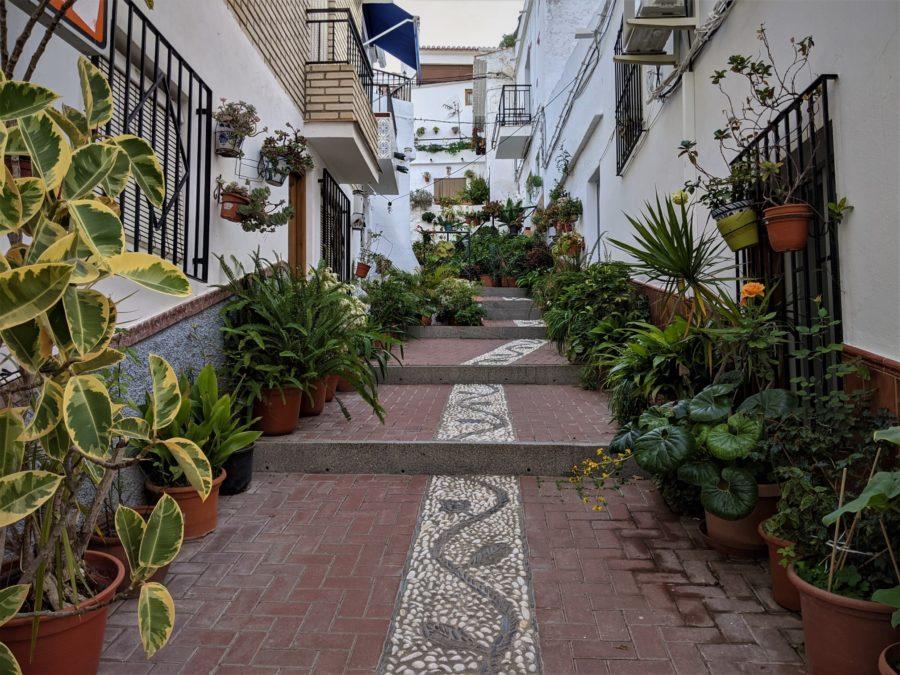 Calles del barrio morisco, Vélez de Benaudalla