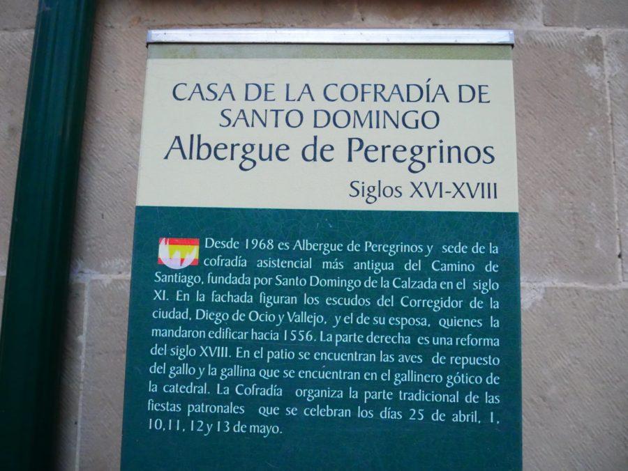 Casa de la Cofradía, cartel