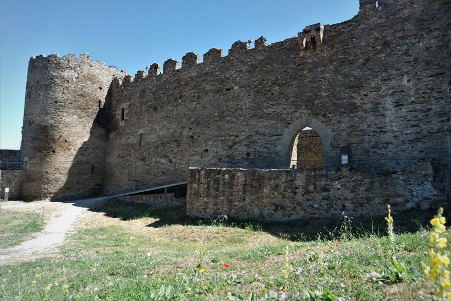 Castillo Templario de Pomferrada en León