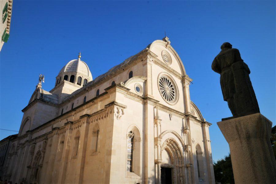 Catedral, qué ver en Sibenik Croacia