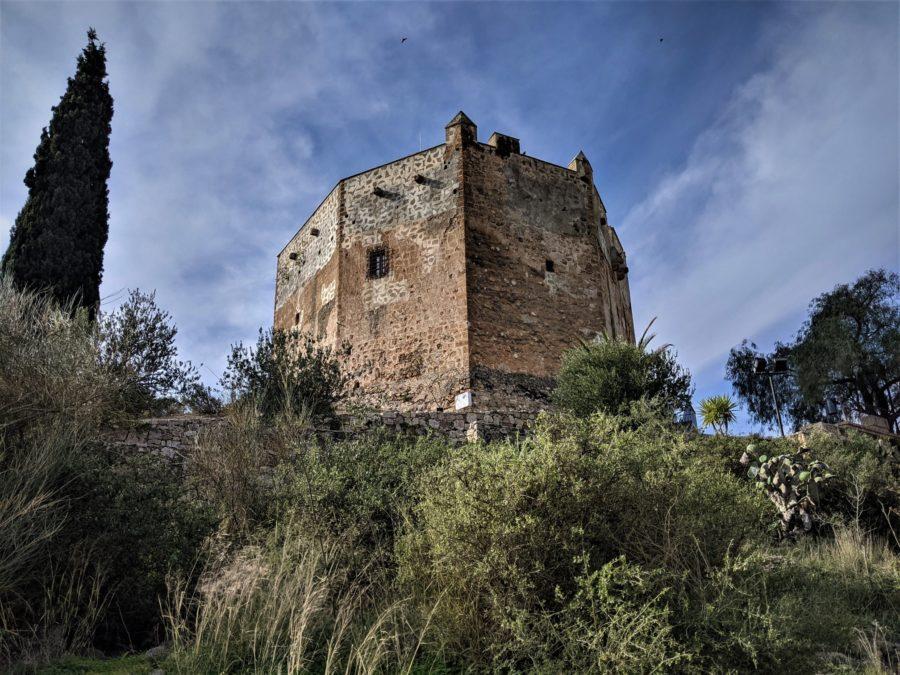El Castillo de Vélez de Benaudalla