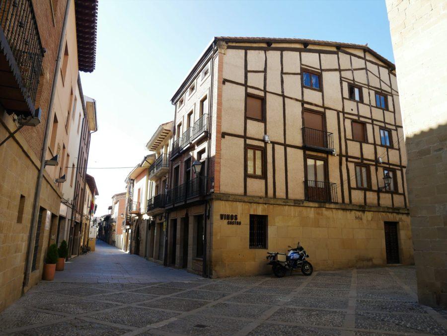 La calle Real, Santo Domingo de la Calzada