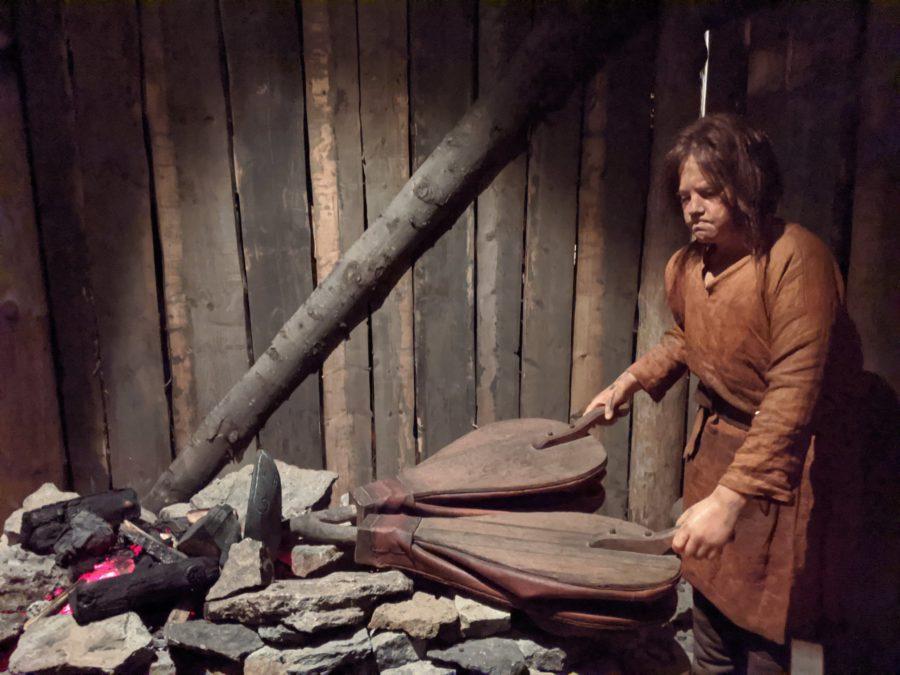 La dura vida en islandia en la Edad Media