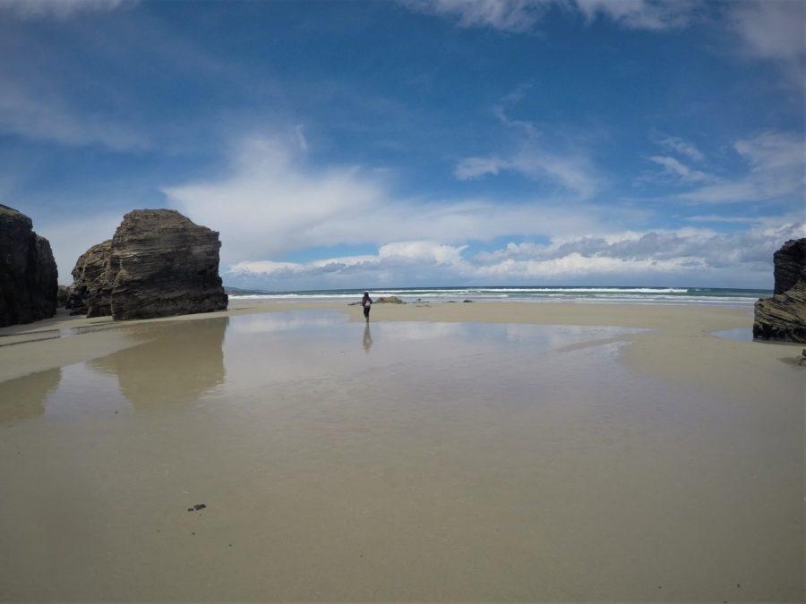 La playa de las Catedrales, qué ver en Galicia