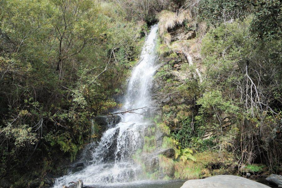 Las cascadas de Tello, el bosque mágico de Lanjarón