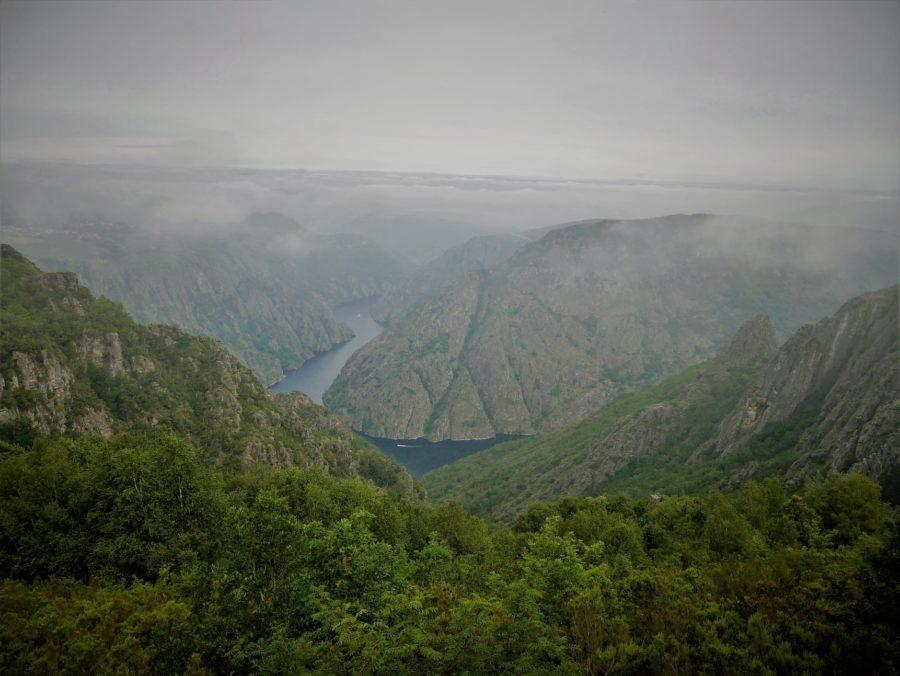 Mirador del Cañón del río Sil, Ourense