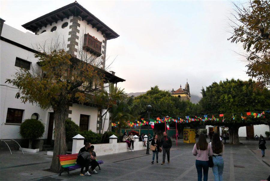 Plaza de España, qué ver en Los Llanos de Aridane, La Palma