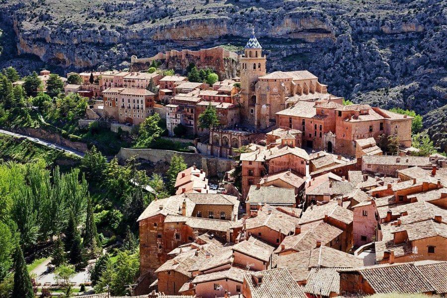 Albarracín, los pueblos más bonitos de Aragón