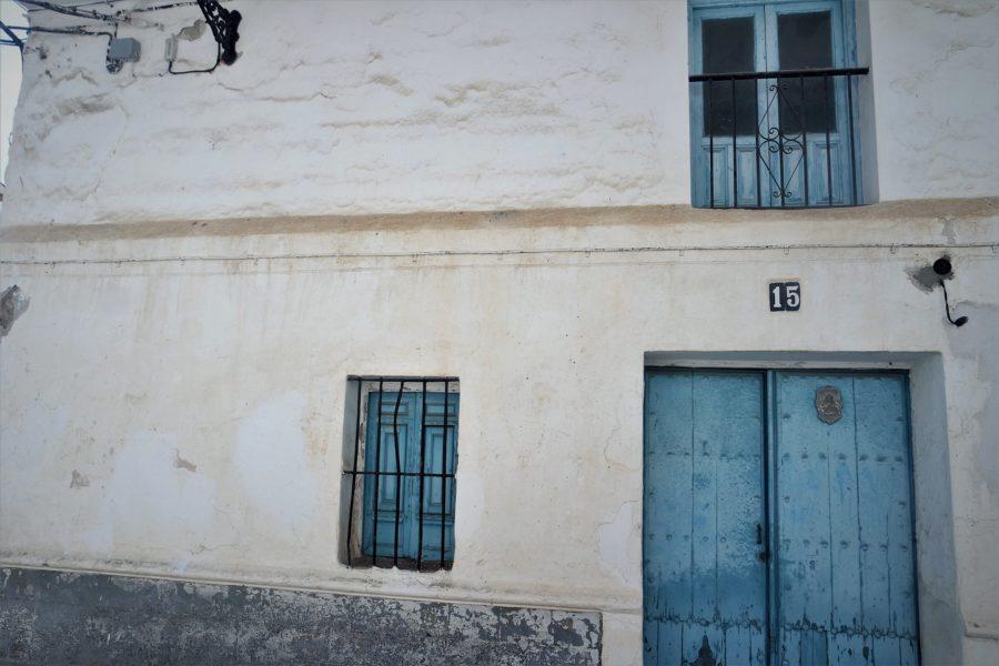 Casas de Sedella