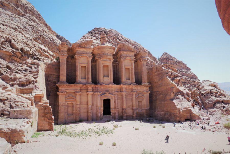 El Monasterio, visita a Petra en Jordania