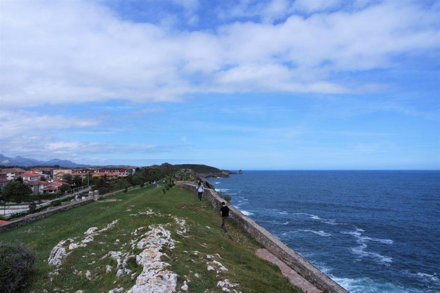 El Paseo de San Pedro, Llanes, los pueblos más bonitos de Asturias