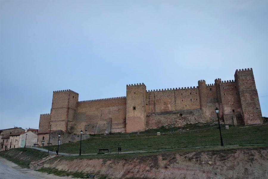 El castillo, qué ver en Sigüenza