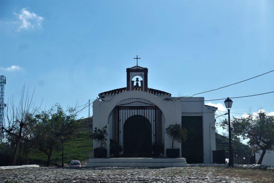 Ermita y era en Sedella, la Axarquía