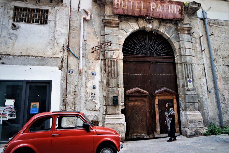 Hotel Patria, Palermo, mejores rutas en coche por Italia