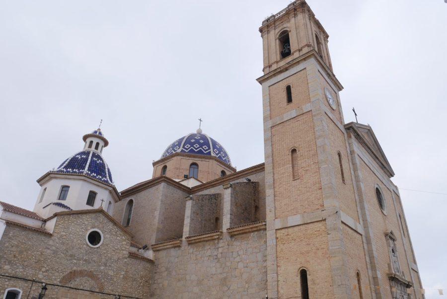 Iglesia de Altea