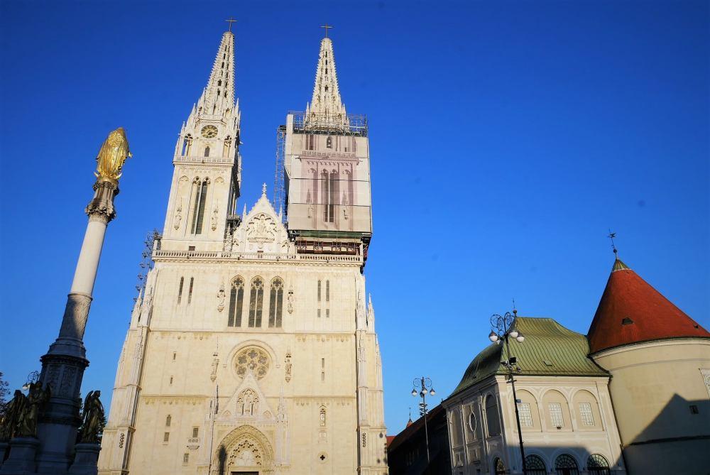 La catedral de San Esteban, que ver en Zagreb, Croacia