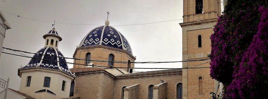 La cúpula del Mediterráneo, qué ver en Altea