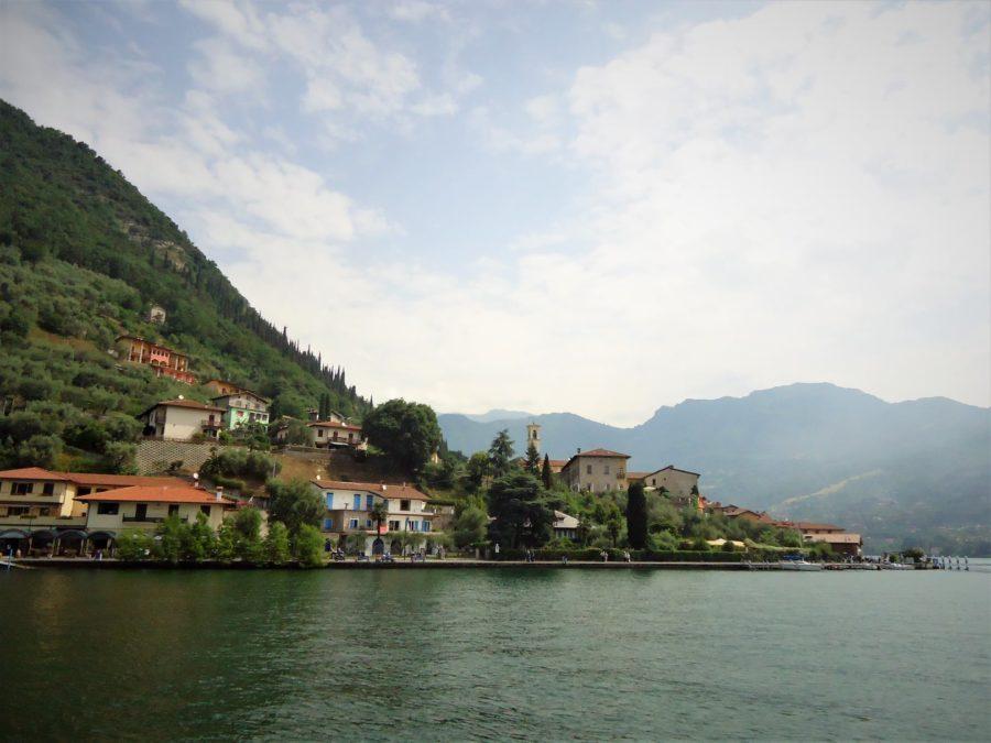Lago Iseo, mejores rutas en coche por Italia