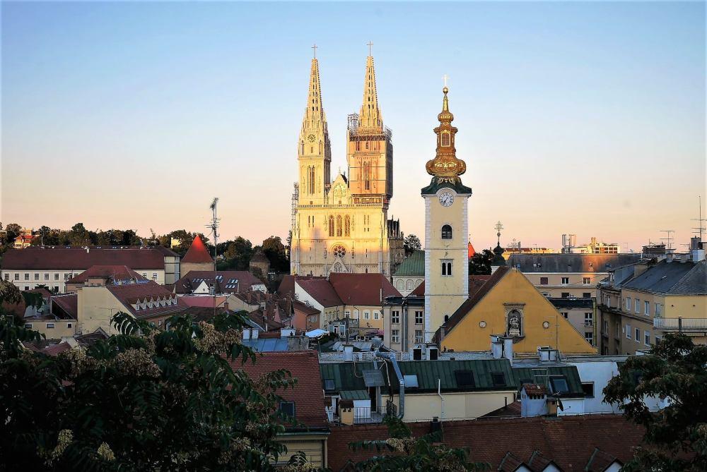Panorámica de Zagreb