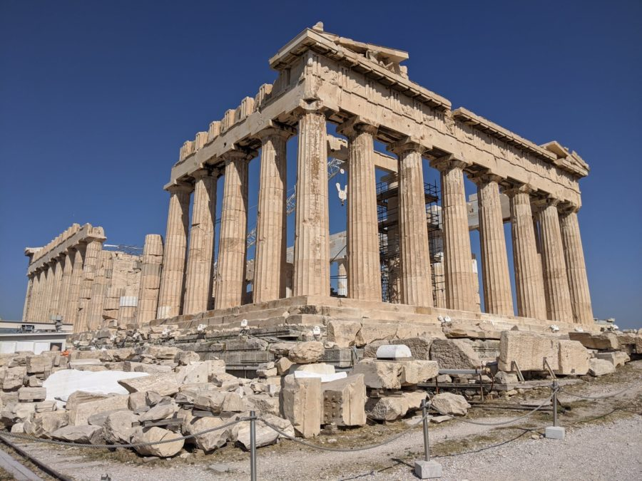 Partenón, la joya de la Acrópolis