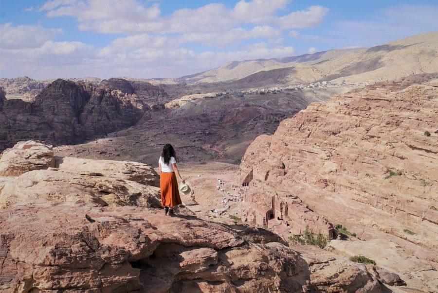 Petra, es seguro viajar a Jordania, mi experiencia