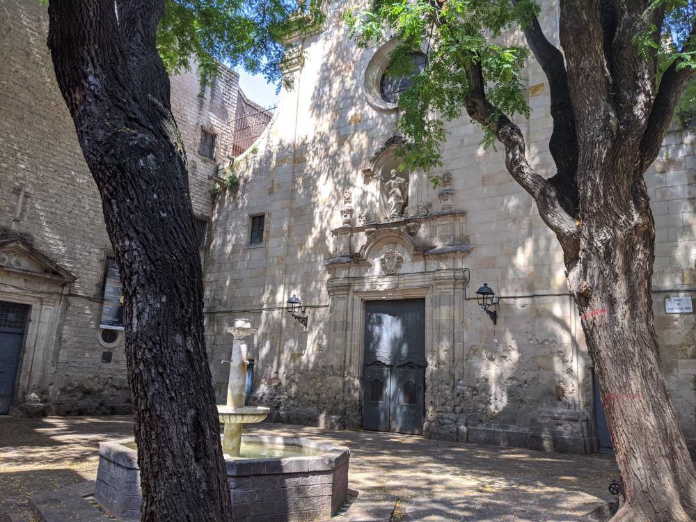 Plaza de San Felipe Neri, Barcelona