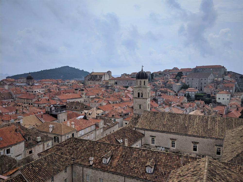 Tejados de Dubrovnik
