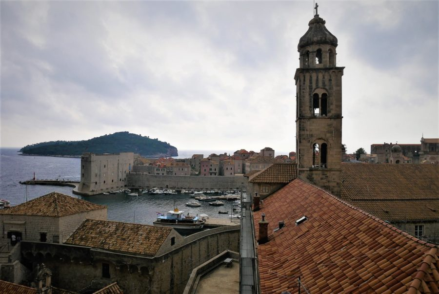 Vistas de Dubrovnik, razones para viajar a Croacia
