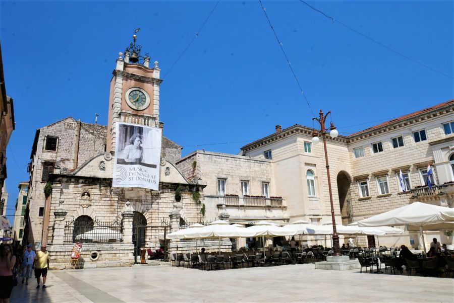 Zadar, razones para viajar a Croacia