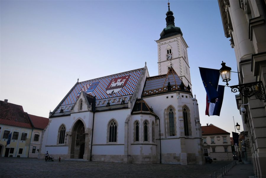 Zagreb, la capital croata