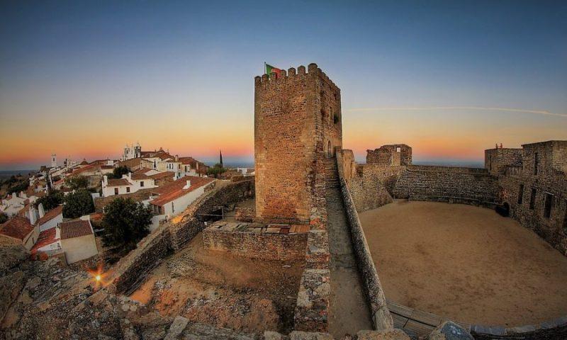 Castillo de Monsaraz, qué ver en el Alentejo portugués