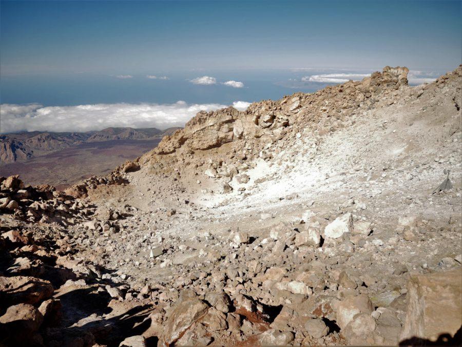 Cráter del Teide, Tenerife