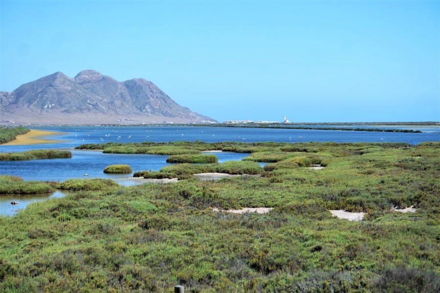 Las Salinas, ruta por Cabo de Gata