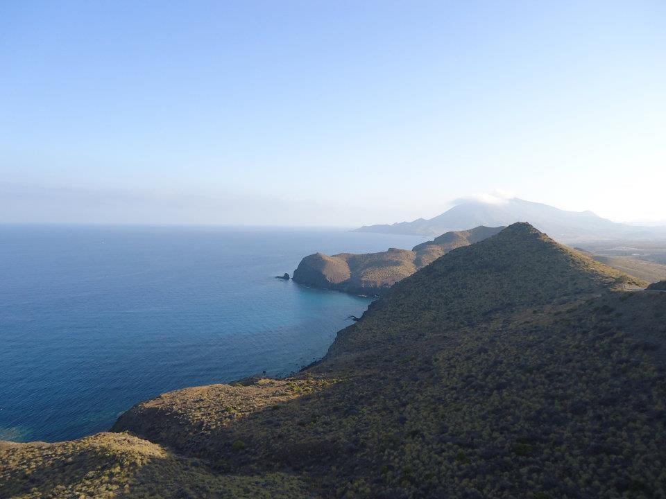 Mirador de la Amatista, ruta por Cabo de Gata