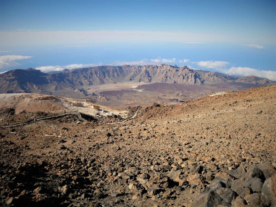 Paisaje del Teide, Canarias