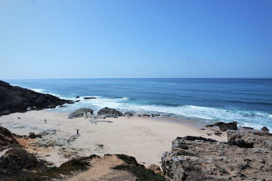Playas, Ilha do Pesegueiro, el Alentejo