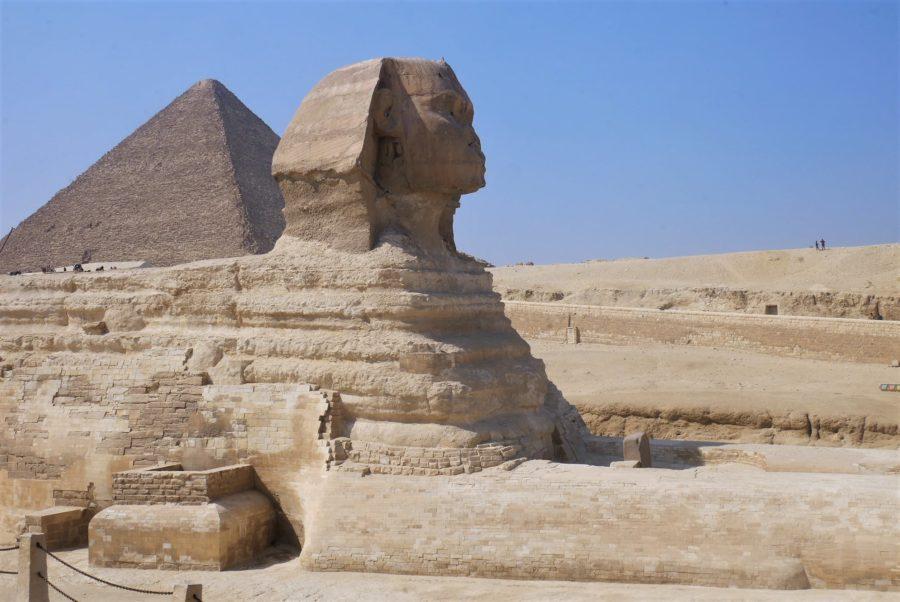 La Gran Esfinge, Meseta de Guiza, qué ver en Egipto en 7 días