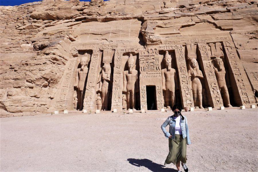 Templos de Abu Simbel, viajar a Egipto en Pandemia