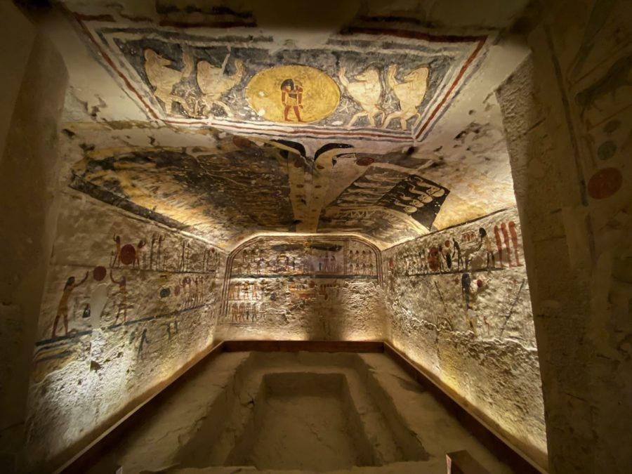 Tumbas del valle de los Reyes, qué ver en Egipto en una semana