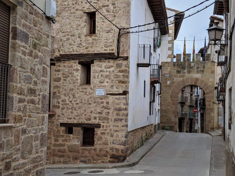 Centro histórico de Mora de Rubielos, Teruel
