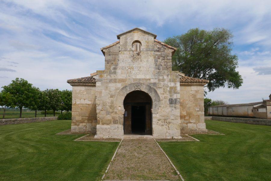 Iglesia visigótica de San Juan de Baños