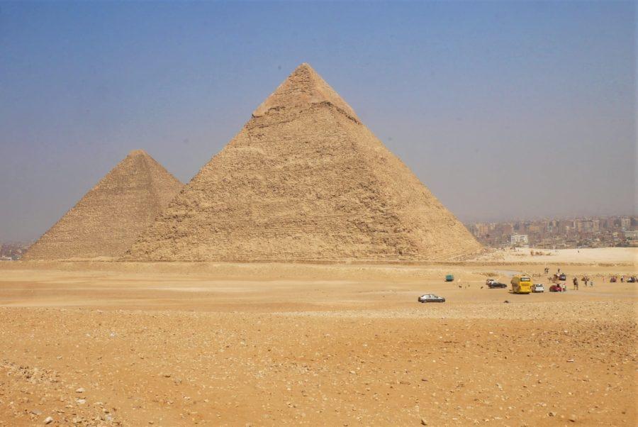 Pirámides de Kefrén y Keops, Guiza