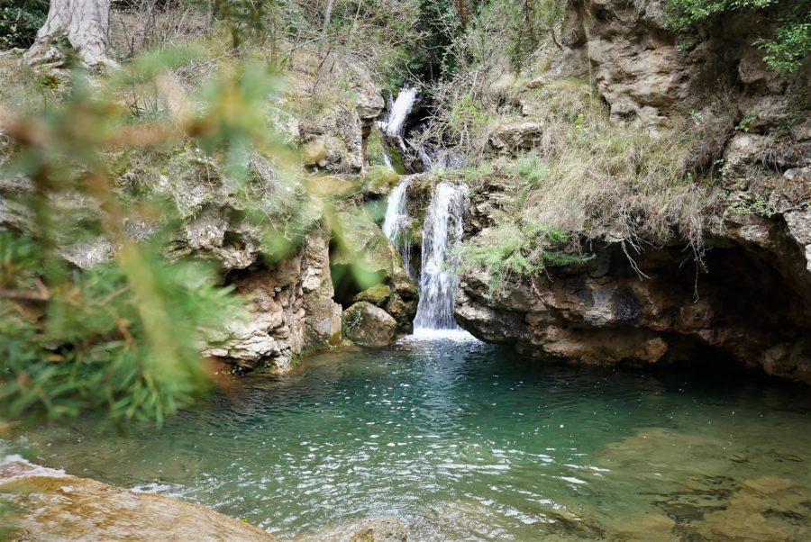 Salto El Gavilán, ruta por Gúdar - Javalambre