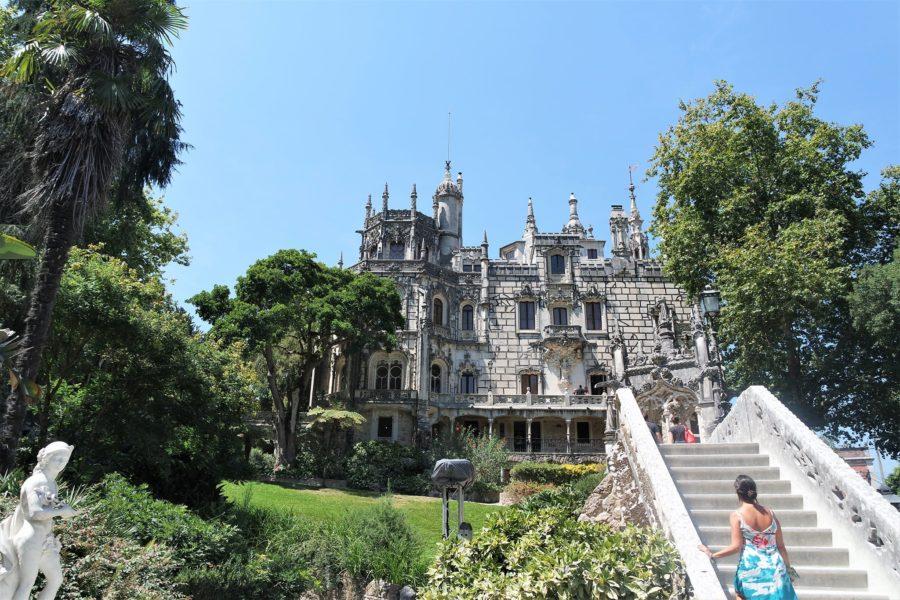 Palacio, Quinta da Regaleira