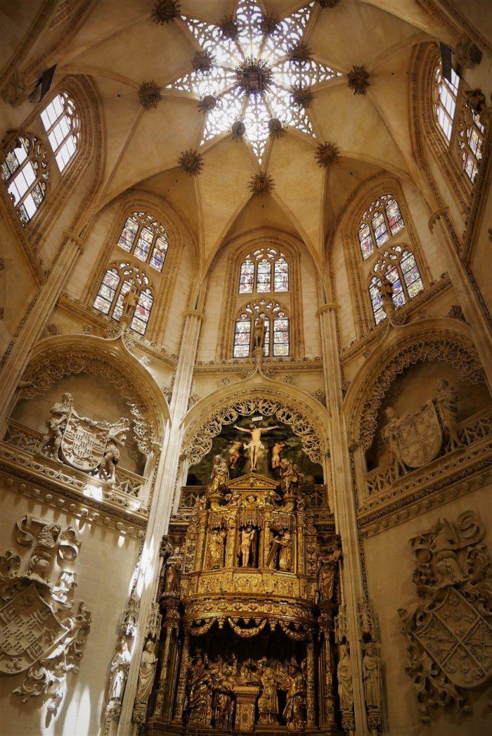 Capilla del Condestable, visita a la catedral de Burgos