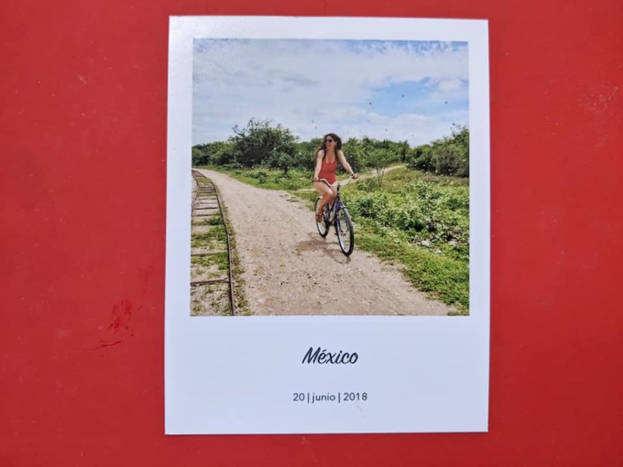 En bici por México