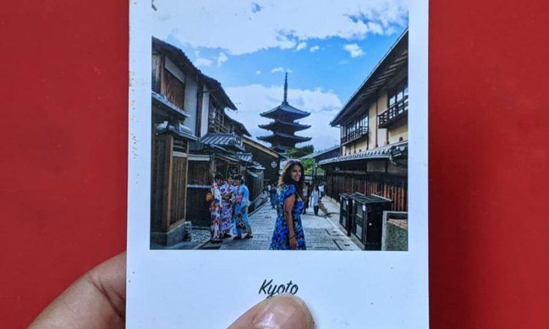 Recuerdos de Kyoto