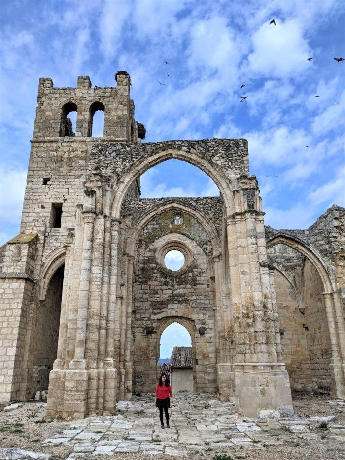 Ruinas, Santa Eulalia, qué ver en Palenzuela
