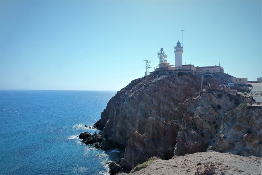 Faro del cabo de Gata, Almería